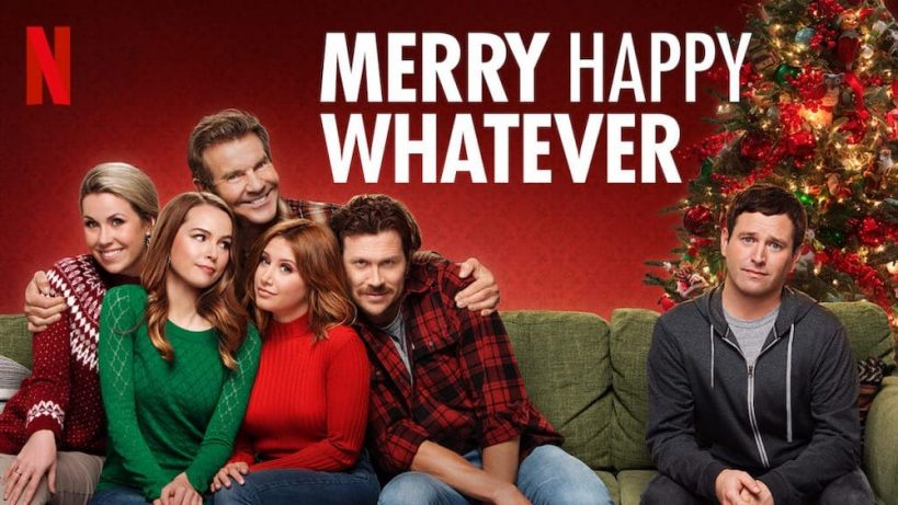 Merry Happy Whatever: S1E1 Welcome, Matt
